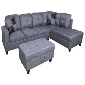 black-and-grey-l-shape-sofa-3