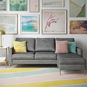novogratz-chapman-teal-l-shaped-sofa